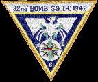 32nd Bomb Squadron, 301st Bomb Group, 15th AF B-17