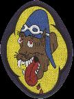 36th Fighter Squadron, 8th AAF Embroidered