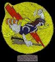 438th Fighter SQ.  Donald Duck  Walt Disney