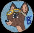 AAF School, Pilot, Contract Civilian Pilot Training, B SQ. Bambi SQ  Walt Disney