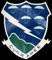 101st Airborne, US Army, Currahee - original insignia of the 506th PIR who trained at Camp Toccoa, Georgia which sits at the foot of Currahee Mtn.